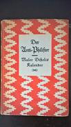 Der Anti-Philister - 1920 - Jules Coulin - Livres, BD, Revues