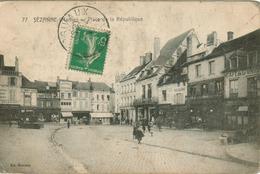 Sezanne - PLace De La République - Sezanne