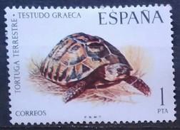 ESPAÑA 1974. Fauna Hispanica. NUEVO - MNH ** - 1931-Aujourd'hui: II. République - ....Juan Carlos I