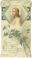 Holy Card. Bouasse - Lebel. Paris. - Devotion Images
