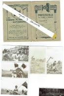 Foto/Photo. Knokke/Knocke. Enfants.Scènes De Plage & Châteaux De Sable. Eté 1931. Lot De 5 Photos - Personnes Anonymes