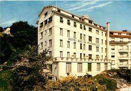 """-ref-R997 -  Hautes Pyrenees - Lourdes - Hotel  """" Roc De Massabielle  """"- 3 Rue Astrid -  Hotels - Carte Bon Etat - - Lourdes"""