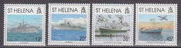 St. Helena 1992 Liberation Of The Falkland Islands 4v ** Mnh (33856) - Sint-Helena