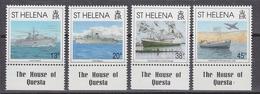 St. Helena 1992 Liberation Of The Falkland Islands 4v (+margin)** Mnh (33856A) - Sint-Helena