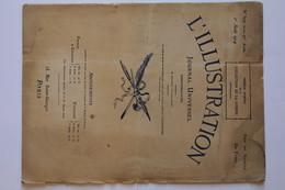 L'Illustration N°3727 Du 1er Août 1914 - Journaux - Quotidiens