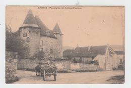 39 - ARBOIS / PRESBYTERE ET COLLEGE PASTEUR - Arbois