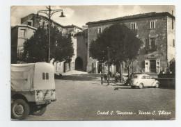Italie - Italia - Italy - Molise - Isernia - Castel S Vincenzo Piazza S Filippo - Isernia