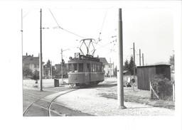 19000 - Chemin De Fer Bâle Surbaum Photo BazinBVA 1977 (format10X15) - BS Bâle-Ville