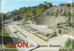Lyon Les Théatres Romains - Lyon