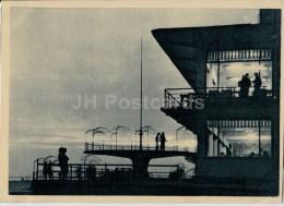 Cafe Restaurant Rannahoone - Pärnu - 1964 - Estonia USSR - Unused - Estland