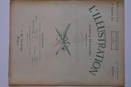 L'Illustration N°3734 Du 26 Septembre 1914 - Journaux - Quotidiens