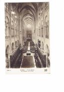 Cpa - 75 - PARIS - Eglise De Notre Dame - Le Choeur Et La Nef - Orgue Orgues Organ Orgel - N°138 ND - Notre Dame Von Paris