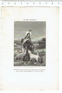37677 - 2 Scans - Le Bon Pasteur - Religion & Esotericism
