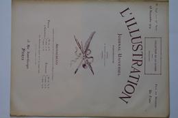 L'Illustration N°3743 Du 28 Novembre 1914 - Journaux - Quotidiens