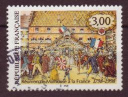 FRANCE - 1998 - YT N° 3142  - Mulhouse - Francia