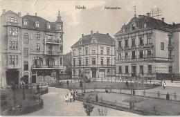 44263 Hörde, Rathausplatz , AK, Nordrhein-Westfalen - Unclassified
