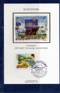 Carte Maximum - 4049 - Scoutisme - 2000-09