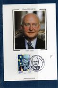 Carte Maximum - 4078 - Pierre PFLIMLIN - 2000-09