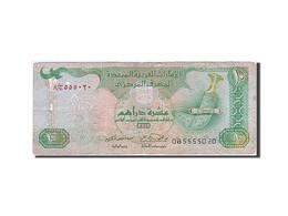United Arab Emirates, 10 Dirhams, 1989-1996, KM:13b, 1995, TB - Emirats Arabes Unis