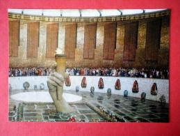 Hall Of Military Glory - Mamayev Hill - Volgograd - 1983 - USSR Russia - Unused - Russie