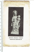 Kl 3115 - 2 Scans - Beata Maria Virgo Montis Rosarum - Vijftigharig Jubile A De Cock Waasmunster 19 Juli MCMXXIII - Religion & Esotérisme