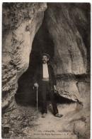 Val Suzon : Grotte Des Petits Seullerons (Editeur Louis Venot, Dijon, LV N°123) - France
