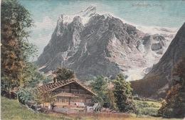 WETTERHORN - BE Berne