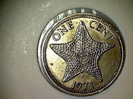 Bahamas 1 Cent 1971 - Bahamas