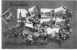 Carte Postale Ancienne De HAUBOURDIN-Souvenir - Haubourdin