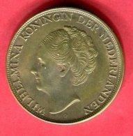 § 2 1:2 GULDEN 1944 ( KM 48) TTB 45 - Curaçao