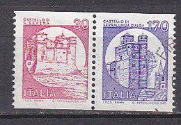 PGL DA267 - ITALIA REPUBBLICA SASSONE N°1528+1530 - 1971-80: Used