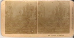 1061. Cilclearta, City Of Mexico - Stereoscope Cards
