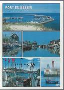 Port-en-Bessin (14) : Vues Diverses - Port-en-Bessin-Huppain