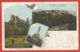 67 -  St. ODILIENBERG - MONT SAINTE ODILE - Kloster - Ruine LANDSBERG Bei BARR - Standbild Heiligen Odile - Sainte Odile
