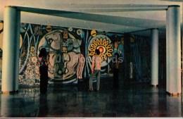 Administrative Building Hall - New Athos Cave - Novyi Afon - Abkhazia - Turist - 1976 - Georgia USSR - Unused - Géorgie