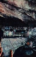 Observation Deck - New Athos Cave - Novyi Afon - Abkhazia - Turist - 1976 - Georgia USSR - Unused - Géorgie