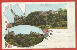67 -  St. ODILIENBERG - MONT SAINTE ODILE - Kloster - OTTROTTER Schlösser - Standbild Heiligen Odile - Sainte Odile
