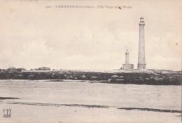 L'ABERWRACH  ( 29 ) L'ile Vierge Et Les Phares ( Port Gratuit ) - France
