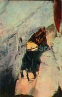 Canyon . Accsess To The Tbilisi Hall - New Athos Cave - Novyi Afon - Abkhazia - Turist - 1976 - Georgia USSR - Unused - Géorgie