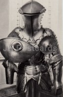 Armor For Competition On Horses , Germany - Hermitage - Knights' Hall - St. Petersburg - 1986 - Russia USSR - Unused - Museos