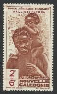 Wallis And Futuna, 2 + 6 F. 1942, Sc # CB2, MH - Wallis And Futuna