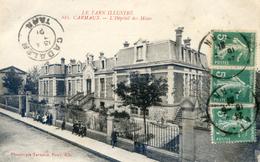 Tarn Illustré- Carmaux - L' Hopital Des Mines - Carmaux