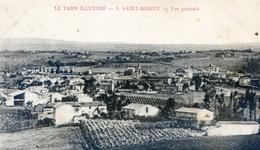 Tarn Illustré- Saint Benoit - Vue Générale - Carmaux