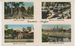 ASIE - CAMBODGE - Souvenir D'Angkor