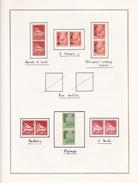 Algérie - Collection Vendue Page Par Page - Timbres Neufs * - Avec Charnière - Algerien (1924-1962)