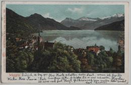 Weggis Am Vierwaldstättersee - Photo: Louis Glaser - LU Lucerne