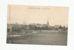 Cp , 41 , CELLETTES , Vue Prise Du Pont , Vierge - Other Municipalities