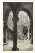 Cpa Croatie / Yougoslavie : Dubrovnik Dvoriste Kraljeva Dvora - Croatie