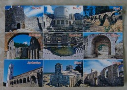 ALBANIE *ANCIENT ARCHEOLOGICAL CITIES*