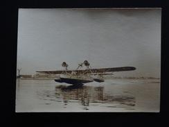 PHOTO D'UN HYDRAVION A SAINT-NAZAIRE (44) LE 29 MARS 1934 - Autres